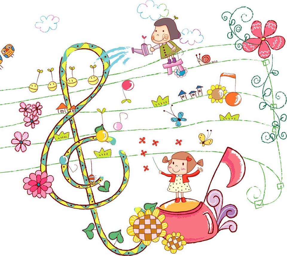 рисунок музыкального инструмента карандашом
