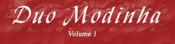 Duo Modinha – Music for two guitars vol 1