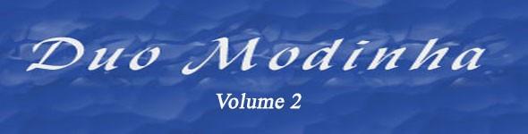 Duo Modinha – Music for two Guitars Vol 2